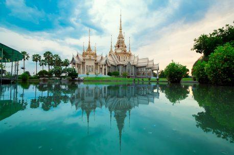 viaggio in Thailandia senza barriere