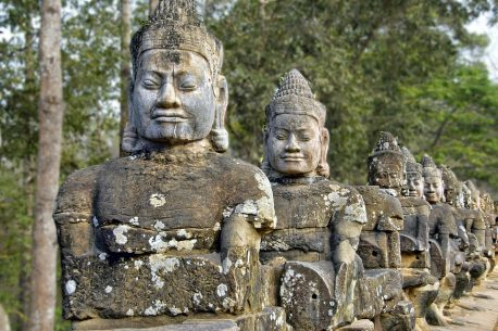 Vietnam e Cambogia senza barriere