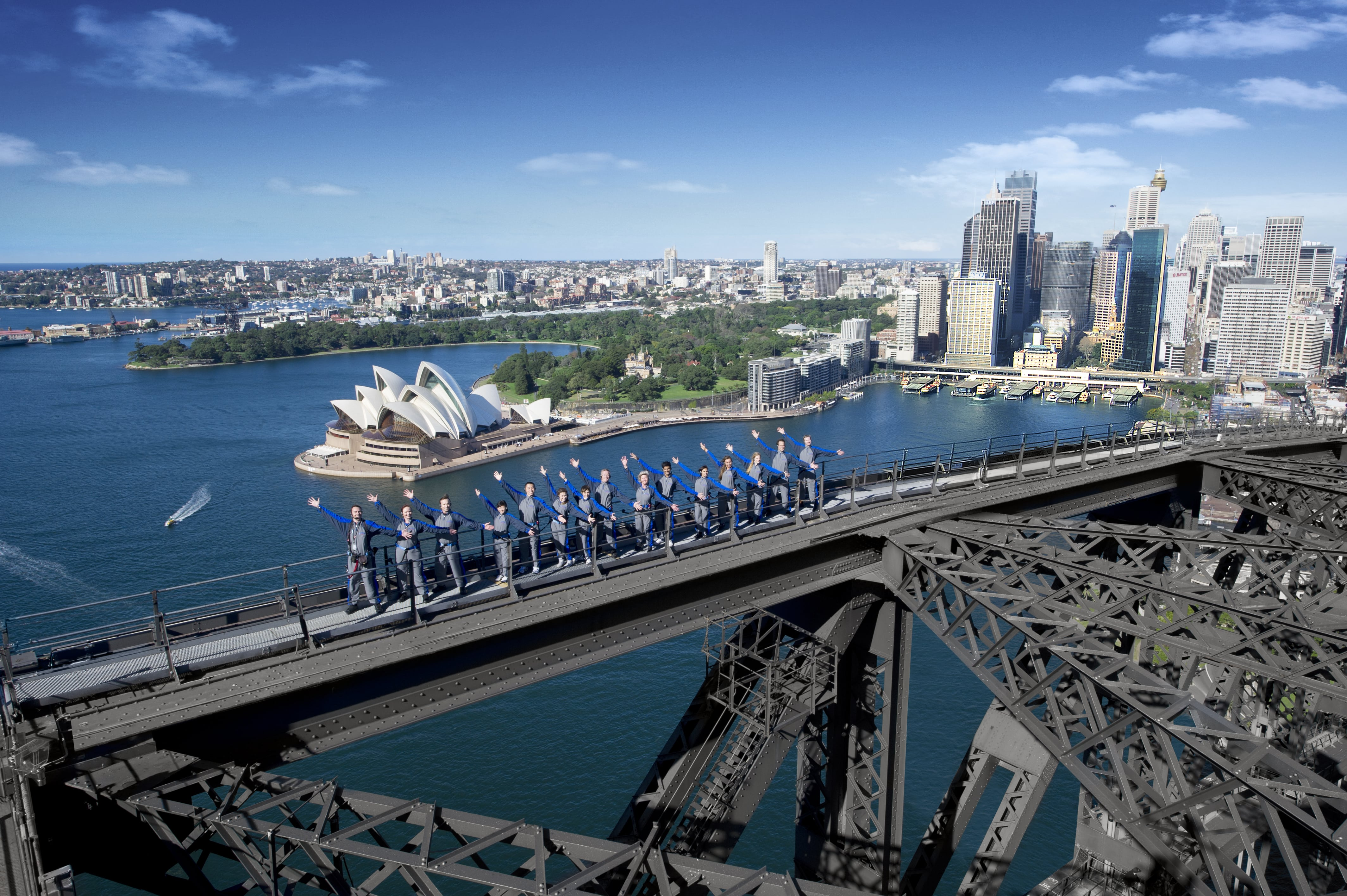 ESCURSIONI SYDNEY BRIDGE CLIMB