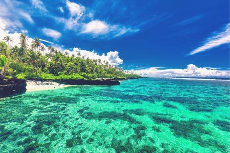 In viaggio alle Samoa