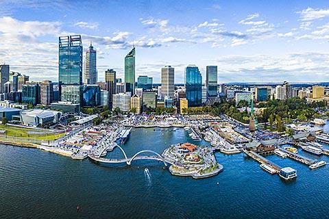 escursione Intera Giornata visita di Perth