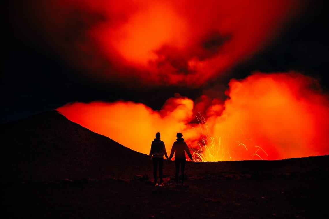 escursione Tanna escursione al Vulcano Yasur
