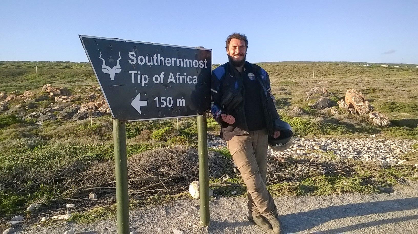 Sudafrica Go Biker