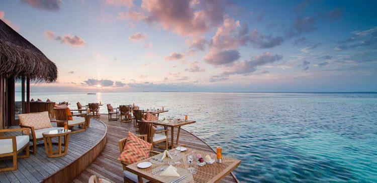 alle Maldive presto sarà possibile un soggiorno in una villa ...