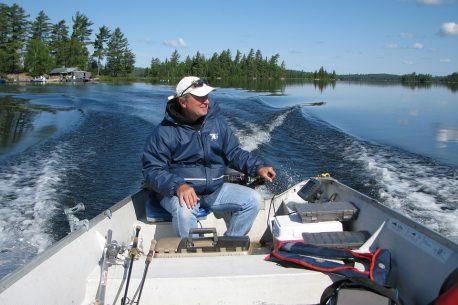 Battute di pesca in Canada