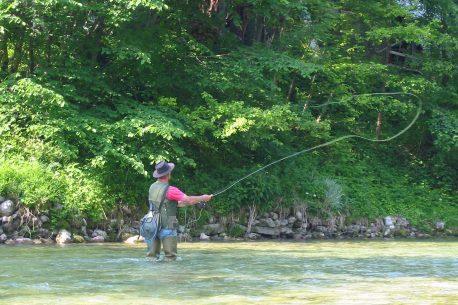 pesca organizzata