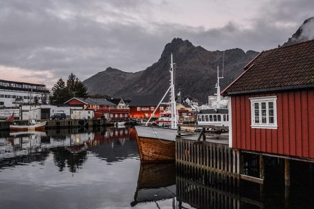 Pescare in Norvegia