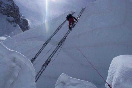 Trekking sull'Everest