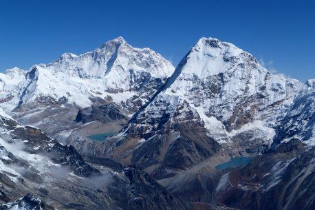 Trekking sull'Himalaya