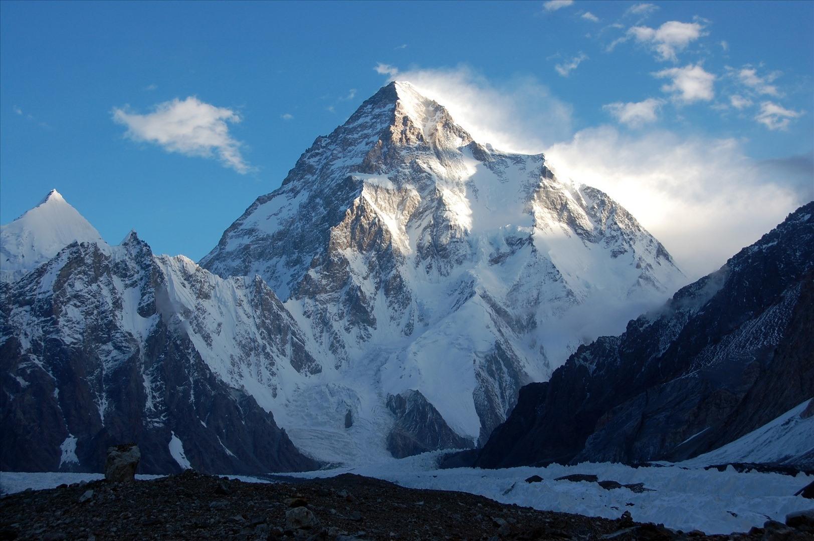 alcuni cenni sul k2, la seconda montagna più alta del mondo. - go